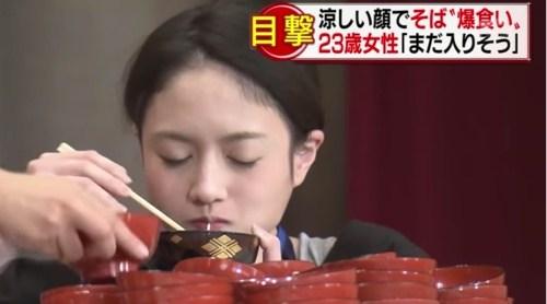 小原尚子(おばらなおこ)大食い美人でスタイルもいいモデル?かわいい動画や彼氏は?【沸騰ワード10】