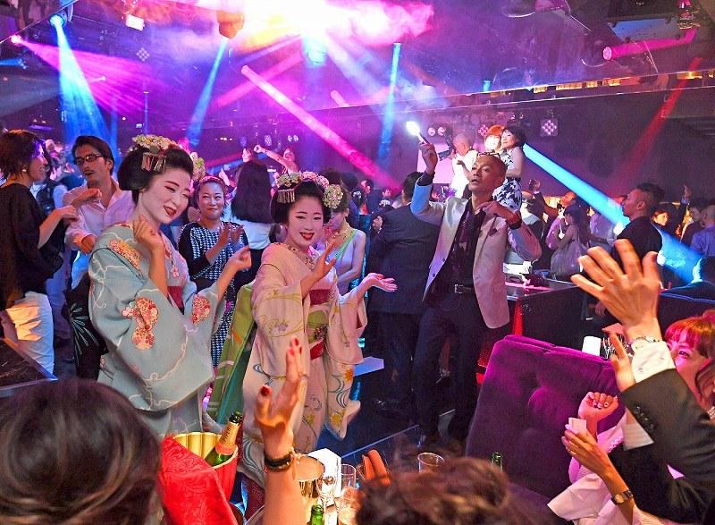 マハラジャ祇園の場所や料金や動画,DJは?初心者でも入れる?【月曜から夜ふかし】