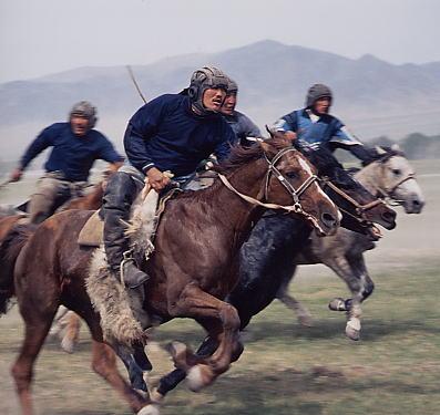 コクボル(キルギス騎馬ラグビー競技)とは?なぜヤギを使うのか?【笑ってコラえて】